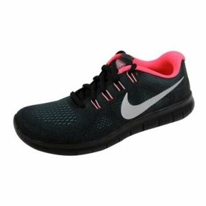 NEW! Woman's Nike Free RN 2017 Shoes Size 7.5